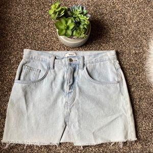 🆕Forever 21 Denim Skirt